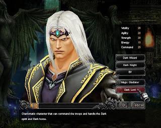 Hướng dẫn tạo nhân vật Chúa Tể (Dark Lord) game Mu Online