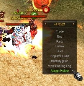Party trong game Mu Online Season 13