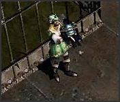 NPC Pet Traine Mu Online