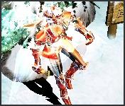 NPC Shadow Phantom Soldier Mu Online