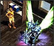 NPC Linh hồn tổng thiên sứ Mu Online
