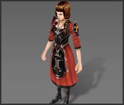 NPC Silvia Mu Online