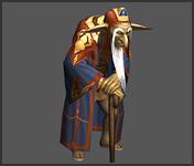 NPC Seed Master Mu Online