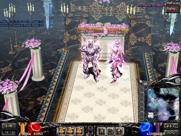 Hệ thống cưới hỏi trong game Mu Online