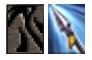 Skill chiến binh (Dark Knight) Mu Online - Đâm Xoáy (Impale)