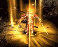 Skill chiến binh (Dark Knight) Mu Online - Tăng Lượng Máu (Greater Fortitude)