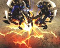 Skill chiến binh (Dark Knight) Mu Online - Địa Chấn (Rageful Blow)