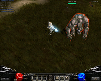 Skill tiên nữ (Elf) Mu Online - Triệu hồi người đá (Summon Stone Golem)