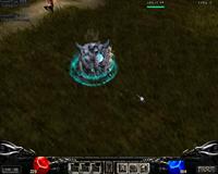 Skill tiên nữ (Elf) Mu Online - Triệu hồi dã nhân vương (Summon Elite Yeti)