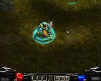 Skill tiên nữ (Elf) Mu Online - Triệu hồi quái vật 1 sừng (Summon Bali)