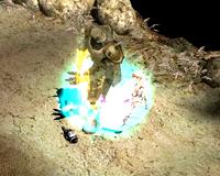 Skill tiên nữ (Elf) Mu Online - Triệu hồi chiến binh (Summon Soldier)