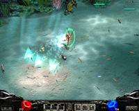 Skill tiên nữ (Elf) Mu Online - Tấn công liên hoàn (Triple Shot)