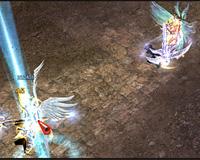 Skill tiên nữ (Elf) Mu Online - Mũi Tên Thiên Đường (Starfall)