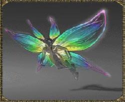Wing of Spirit - Mu Online