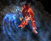 Skill đấu sĩ (Magic Gladiator) Mu Online - Chém sức mạnh (Power Slash)