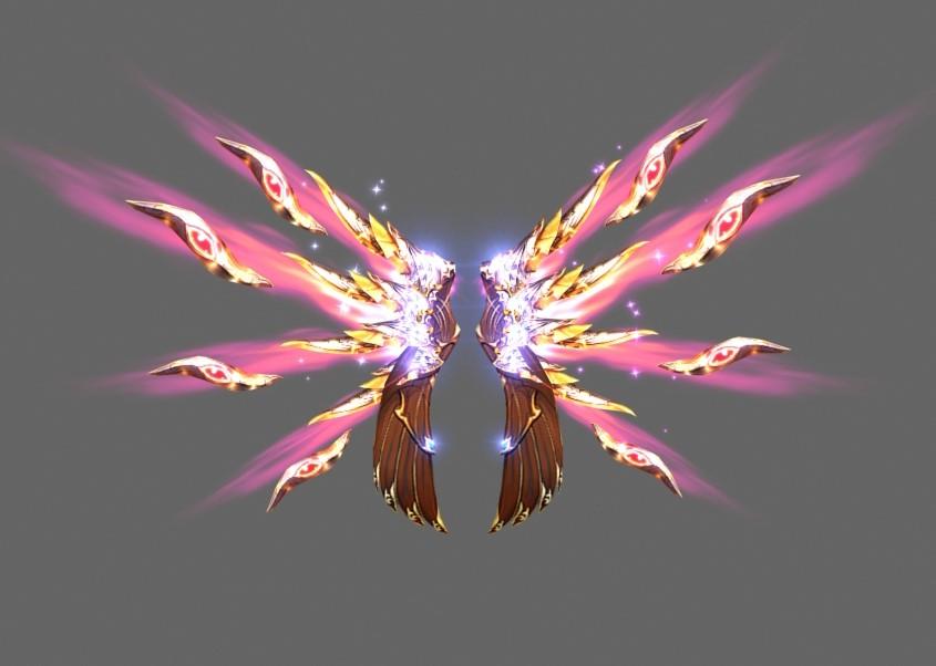 Wing of Annihilation - Mu Online