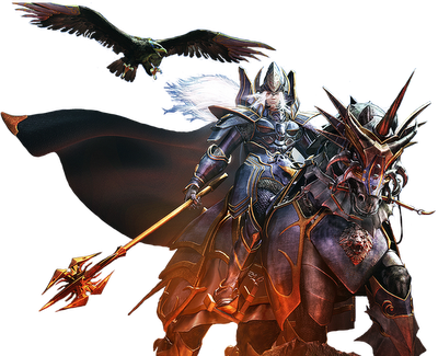 Nhân vật Chúa Tể (DarkLord) game Mu Online