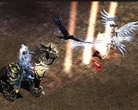 Skill chúa tể (DarkLord) Mu Online - Cột Lửa (Fire Blast)