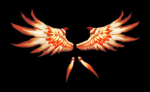 Wing of Magic - Mu Online