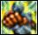 Skill thiết binh (Rage Fighter) Mu Online - Cú đấm ngọa hổ (Cling Blow)