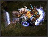 Skill thiết binh (Rage Fighter) Mu Online - Hơi Thở Rồng (Dragon Slasher)