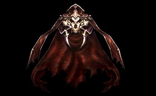 Cloak of Death - Mu Online