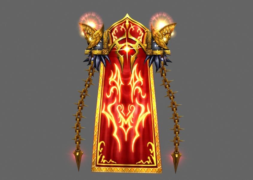 Cloak of Judgment - Mu Online