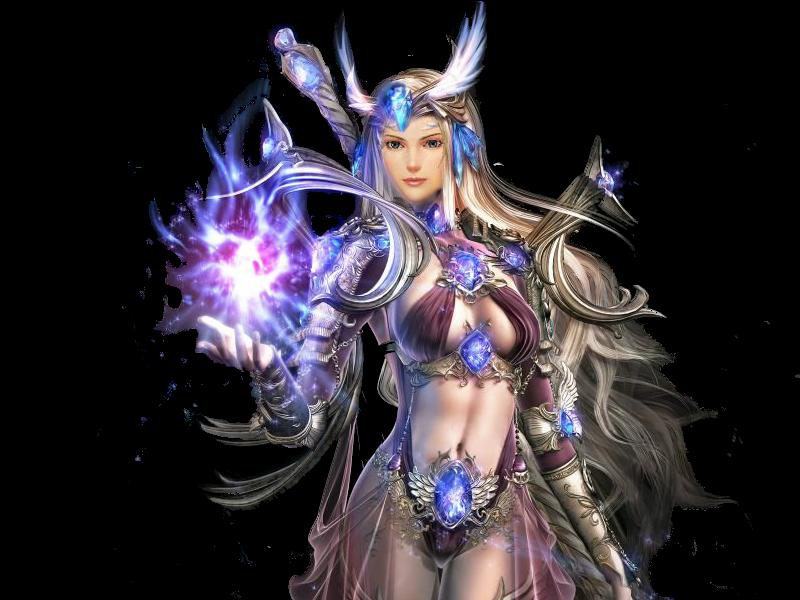 Nhân vật Thương Thủ (Grow Lancer) game Mu Online