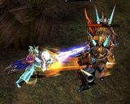 Skill thương thủ (Grow Lancer) Mu Online - Harsh Strike