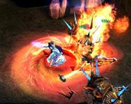 Skill thương thủ (Grow Lancer) Mu Online - Breche