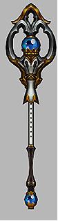 Vũ khí Rune Wizard - Mu Online - Season 14 - Hides Rune Mace