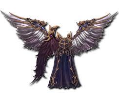 Wings Devil & Angel Mu Online