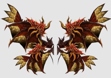 Wing of Conqueror Mu Online