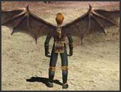 Cánh Quỹ - Satan Wings - Wing 1 - Mu Online