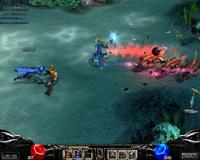 Skill phù thủy (Dark Wizard) Mu Online - Quả cầu lửa (Fire Ball)