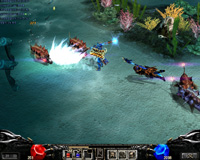 Skill phù thủy (Dark Wizard) Mu Online - Phép sóng âm (Power Wave)