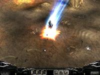 Skill phù thủy (Dark Wizard) Mu Online - Mưa sao băng (Cometfall)