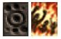Skill phù thủy (Dark Wizard) Mu Online - Phép vòng tròn lửa (Inferno)